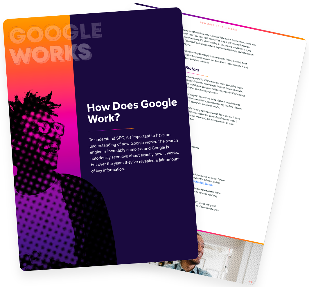 Preview of seo book