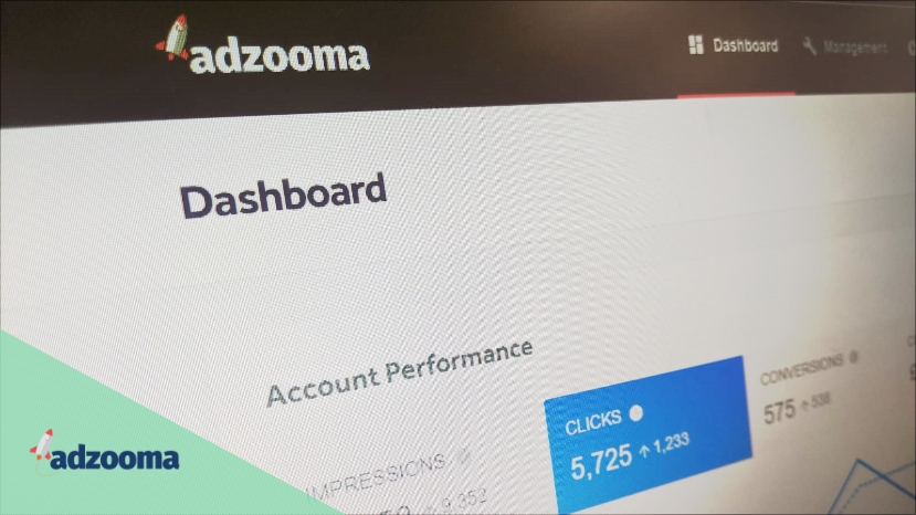 Adzooma Dashboard