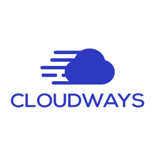 The logo for Cloudways