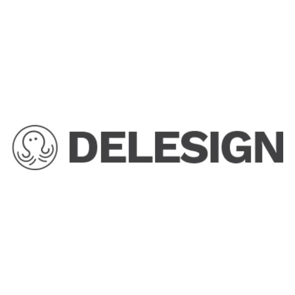 Delesign logo