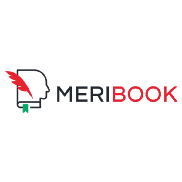 Meribook logo