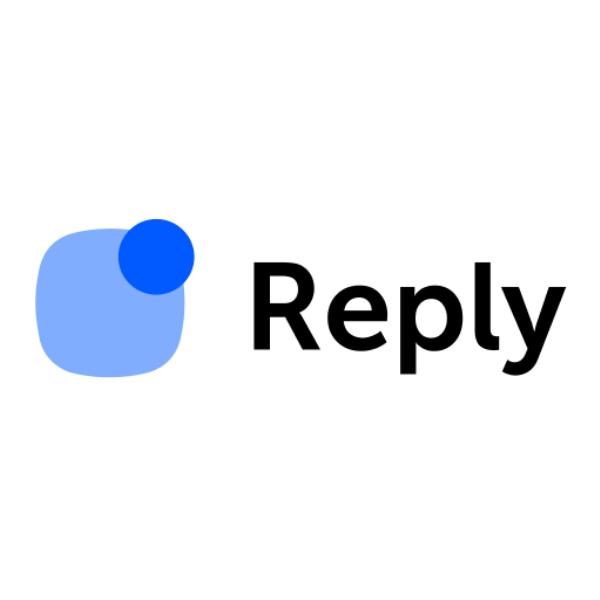 Reply.io logo