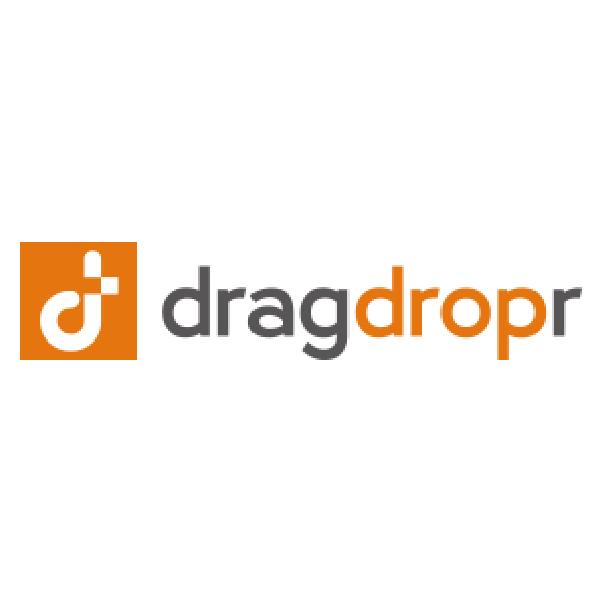 DragDropr logo