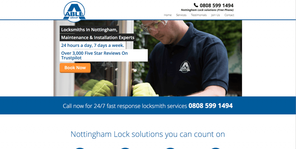 Able Locksmith