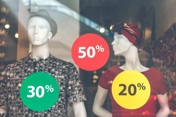 Discount mannequins