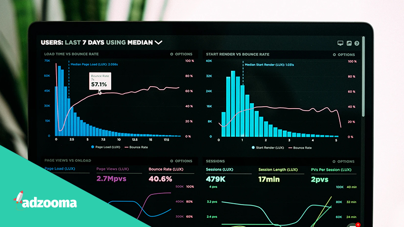 data dashboard