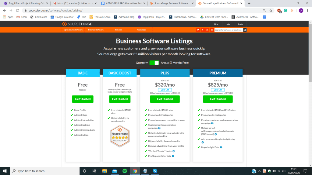 Business Software Listings