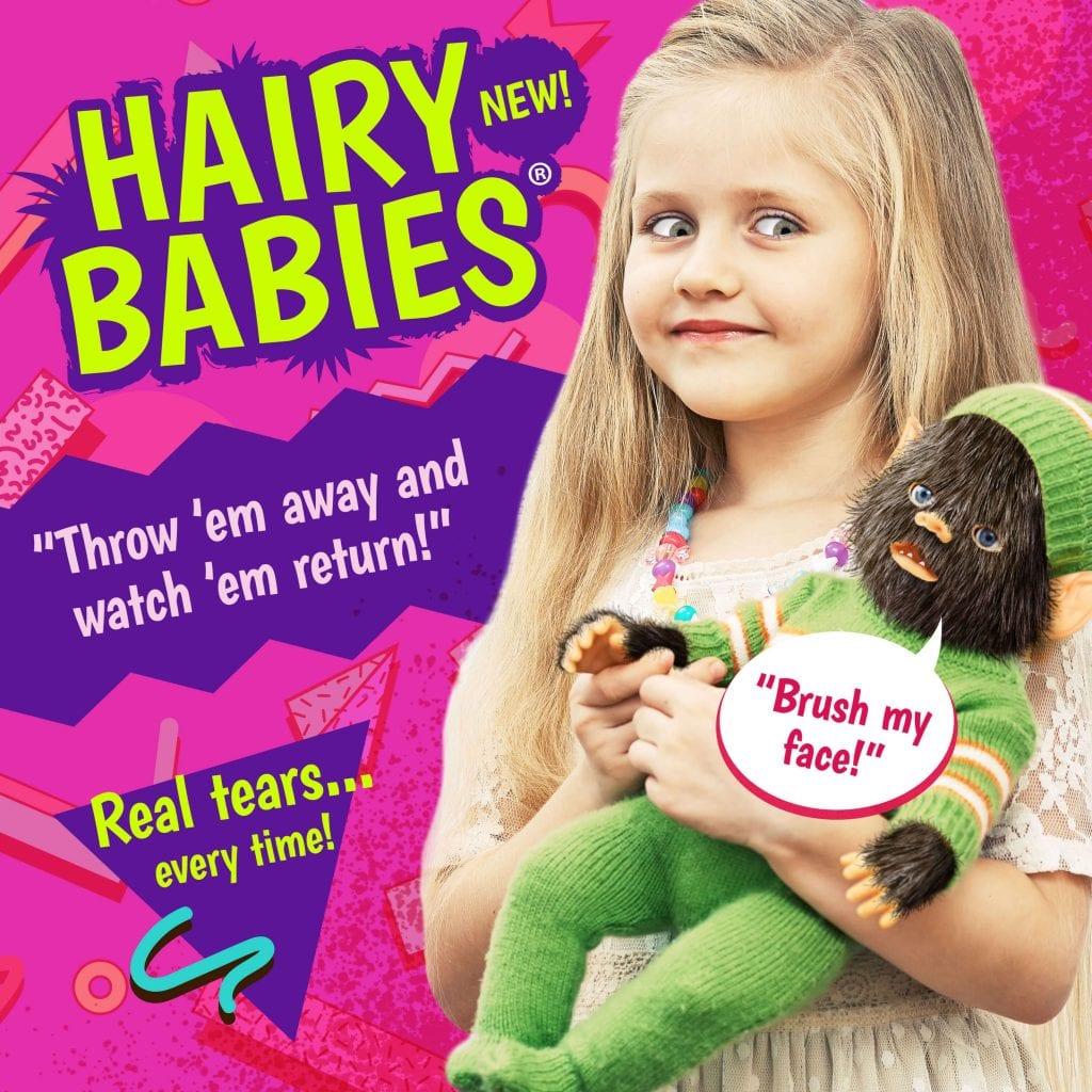 Hairy Babies