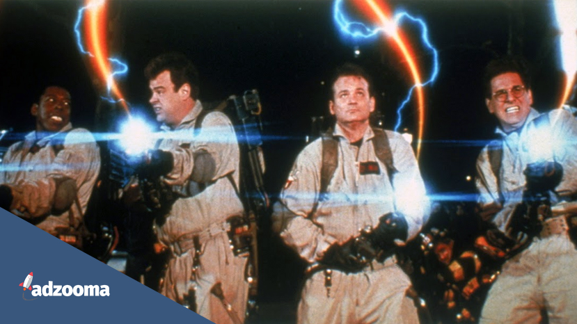 Ghostbusters crossing the streams